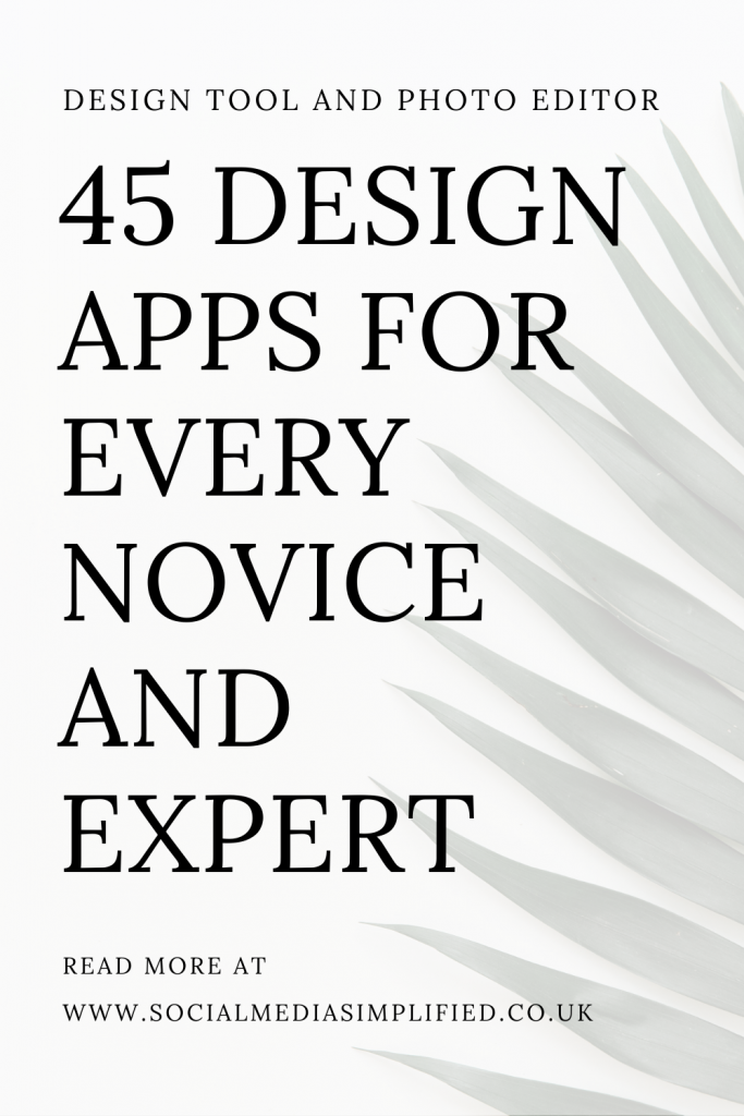 these are the best design apps ever