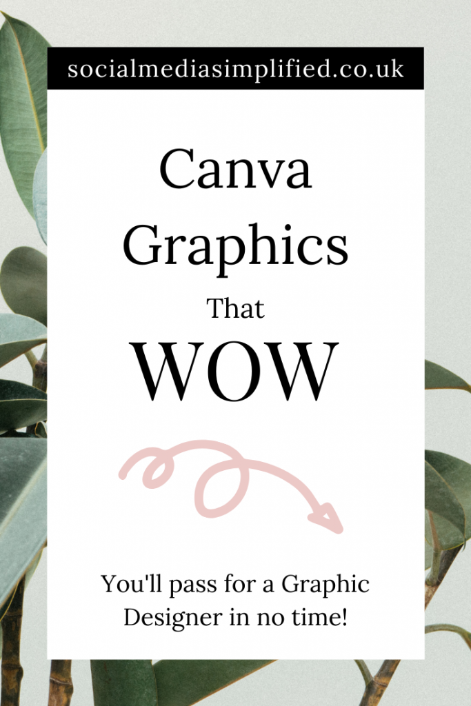 how to make promo graphics in canav that wow