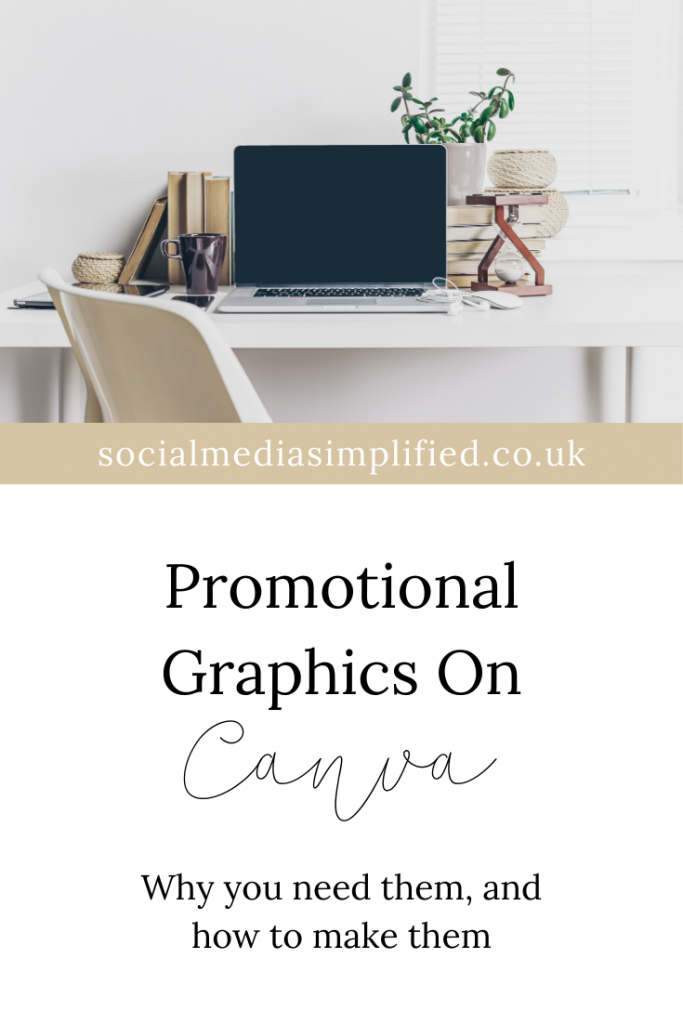 how and why we use promotional graphics