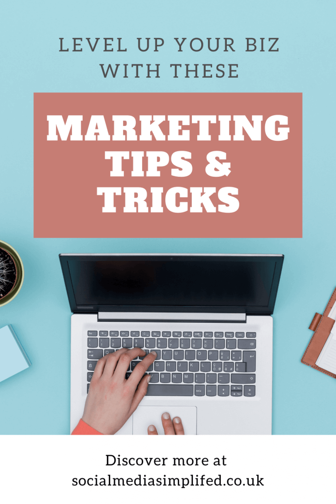 Level up your business with these marketing tips