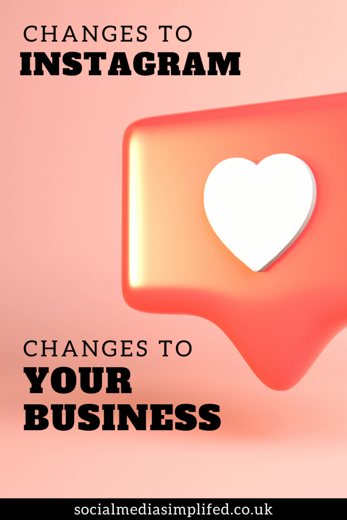Changes to social media platforms means changes to your business