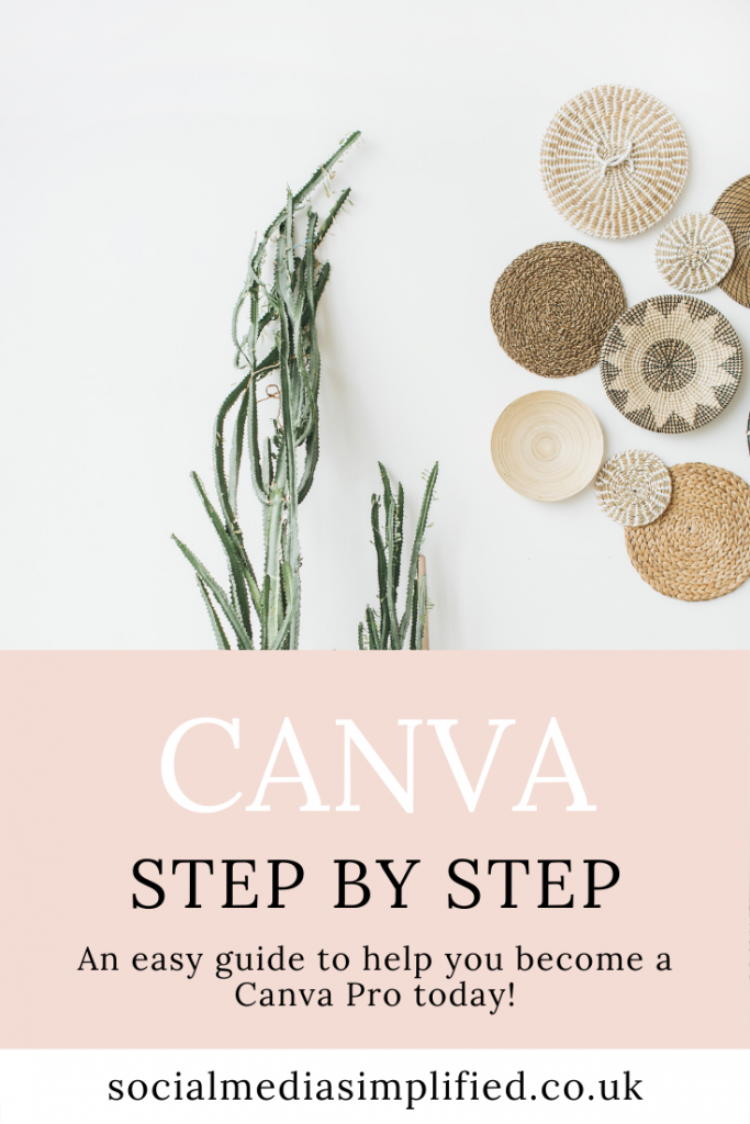 A step by step guide to canva