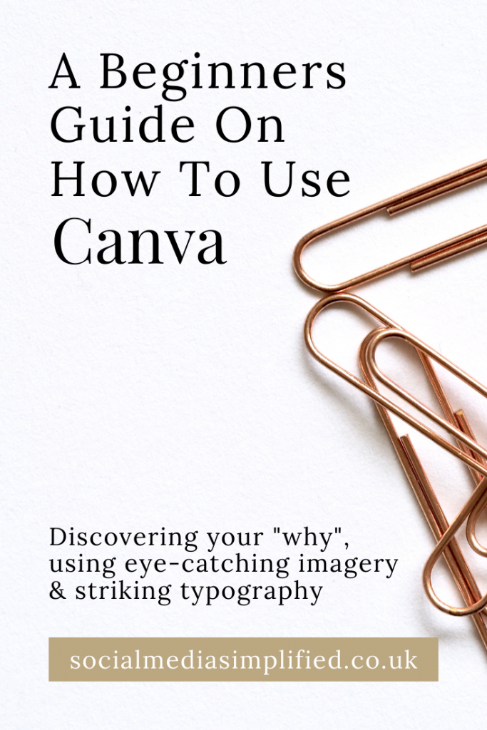 Create promotional graphics in canva