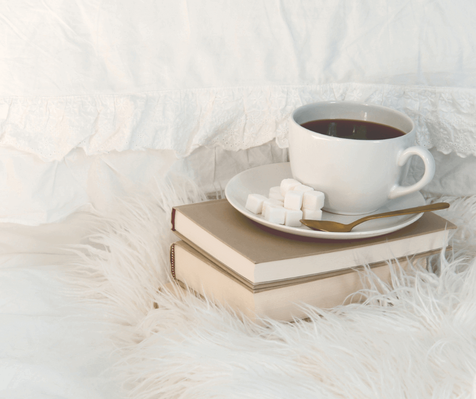 Creating a bedtime routine to sleep better
